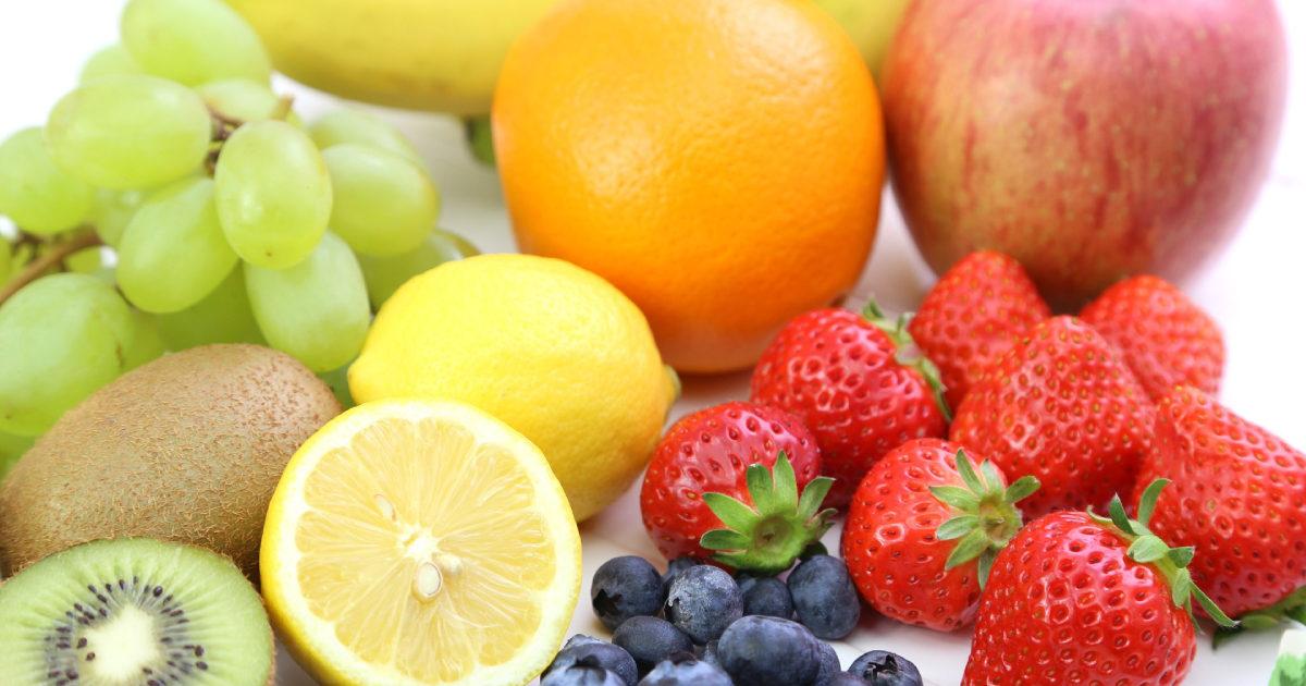 アスリートに必要な果物の摂取量