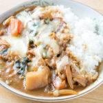 【ジュニアアスリートの食事レシピ】栄養120点カレーライス!