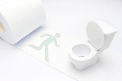 レース中にトイレに駆け込むことも…