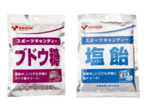 kentaiのブドウ糖飴と塩飴
