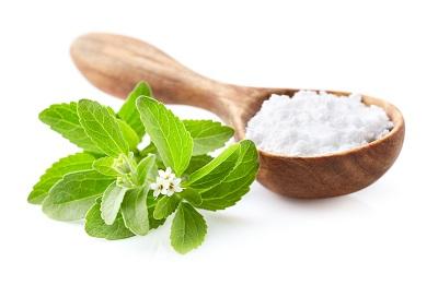 植物性甘味料のステビア